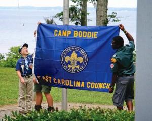 Camp Boddie Eagle Scouts